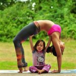 Laura Sykora Yoga with Daughter 2 150x150 - Laura Sykora Yoga with Daughter