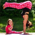 Laura Sykora Yoga with Daughter 4 150x150 - Laura Sykora Yoga with Daughter