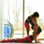 Laura Sykora Yoga with Daughter 7 150x150 - Laura Sykora Yoga with Daughter