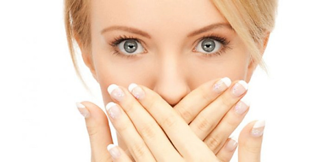 bad breath - What Does Stinky Breath Mean?