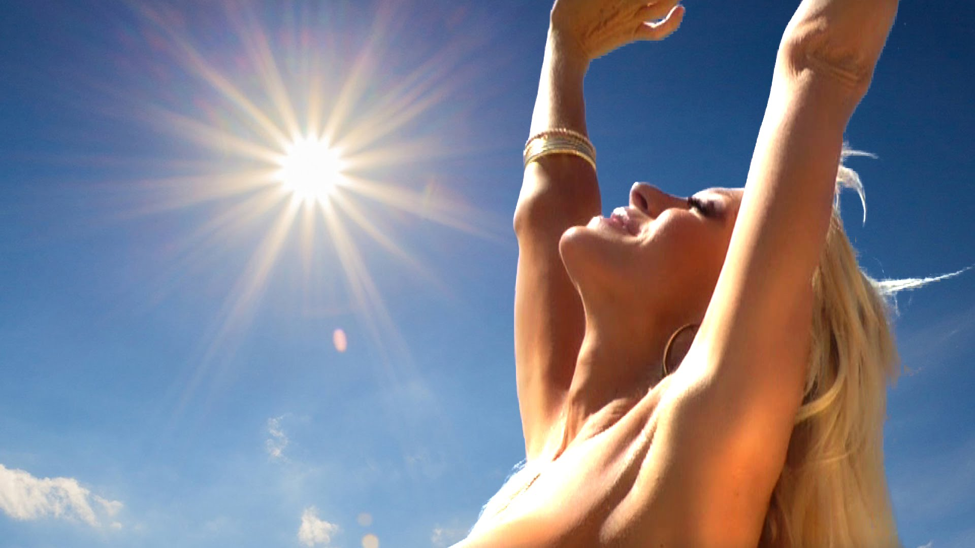 Healing Benefits Of Sunlight On Skin