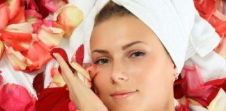 Natural scrubs to get baby skin