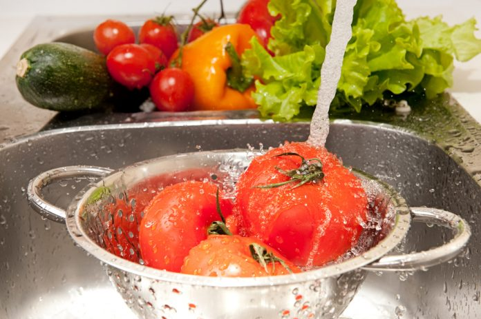 Significance Of Washing Vegetables