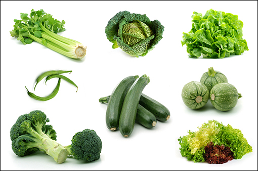 Green Vegetables Remove Toxins From The Body