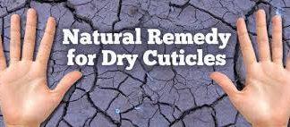 Treat Painful Peeling Cuticles Around Nails Naturally