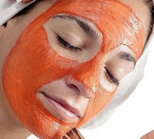 face packs for glowing skin 300x271 - 7 Beauty Benefits Of Orange Peel Powder