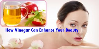 How Vinegar Can Enhance Your Beauty