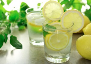 Lemon Water 300x210 - Skin Benefits Of Cold Lemon Juice