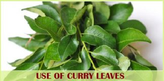 How to use curry leaves for skin and hair?