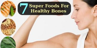 7 Foods To Eat For Healthy Bones
