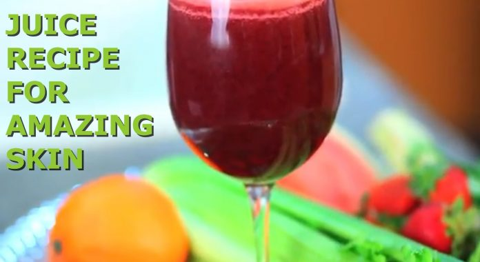 6 Vegetable Juices To Drink For Glowing Skin