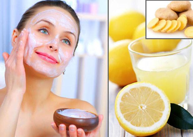 Skin Benefits Of Cold Lemon Juice
