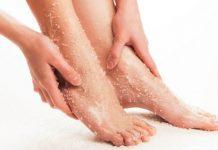 Natural Scrubs For Sensitive Hands & Feet
