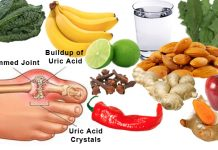 Diet Chart for High Uric Acid Condition