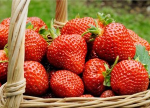 health benefits of strawberries 300x217 - Five health benefits of strawberries