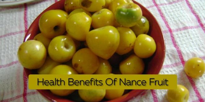 fruit sugar nance fruit