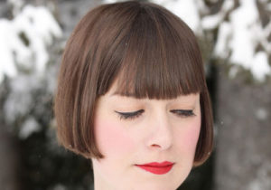 shortBob With Fringe 300x210 - Top 10 Most Popular Winter Hairstyles