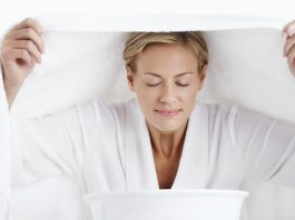 Steam Therapy for Sinus Problems