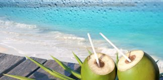 Homemade Coconut Water Face Toner Recipe