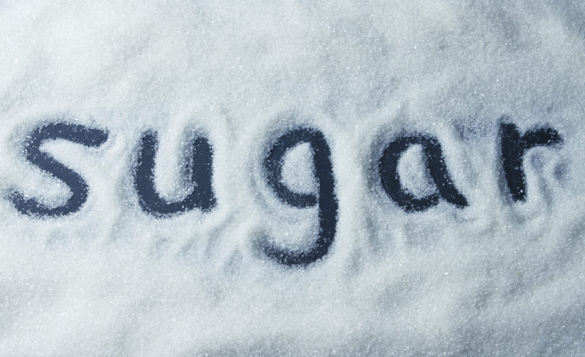 symptoms of eating too much sugar