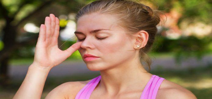 Yoga Mudras for Asthma