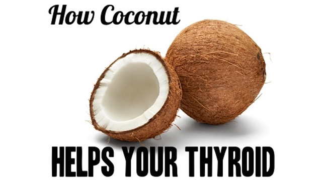 Virgin Coconut Oil Benefits for Thyroid Health