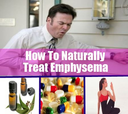 Home Remedies for Emphysema Treatment