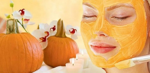 Pumpkin Beauty Face Pack