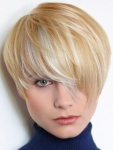 10 2 225x300 - Best 15 Stylish Short Hair cuts for women