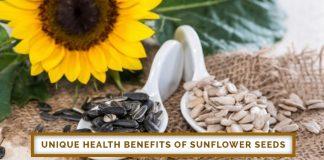 Unique Health Benefits Of Sunflower Seeds