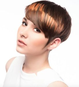 15 273x300 - Best 15 Stylish Short Hair cuts for women