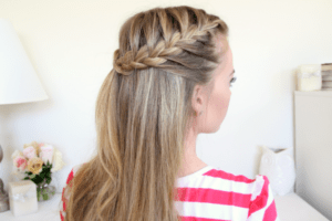 2 300x200 - Top 10 DIY Easy Hairstyles for Girls