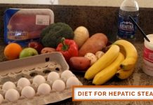 Diet for Hepatic Steatosis