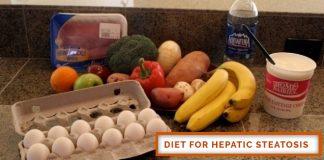 Diet for Hepatic Steatosis
