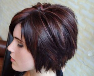 9 2 300x243 - Best 15 Stylish Short Hair cuts for women
