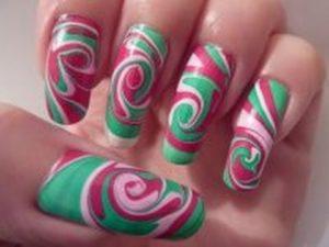 9 300x225 - 13 Fantastic Ideas About Christmas Nail Art Designs