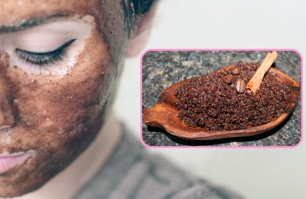 Coffee Face Scrub