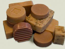 Benefits of goat milk soap