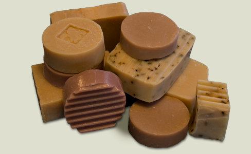 Benefits of goat milk soap