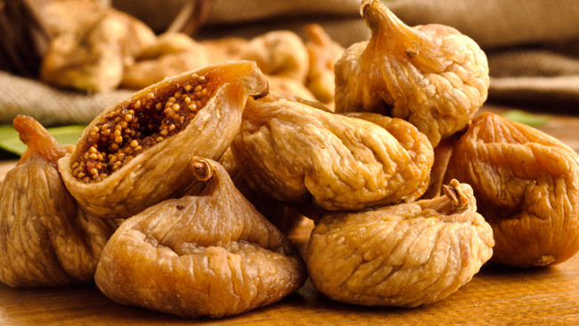10 Reasons why Dried Figs are good for health