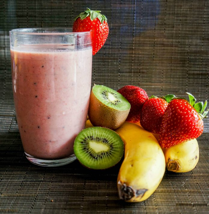 Delicious Smoothie for High Blood Pressure
