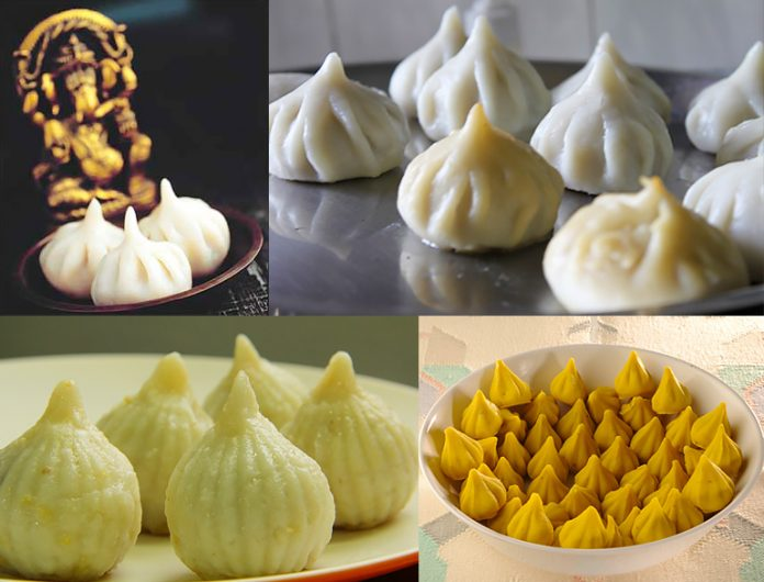Ganesh Chaturthi Special Steamed Modak recipe