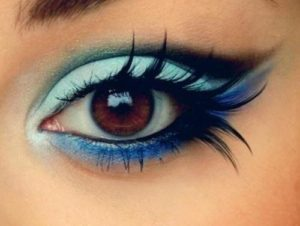 5 300x226 - Different types of eye make up you must try!