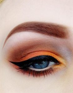 8 234x300 - Different types of eye make up you must try!