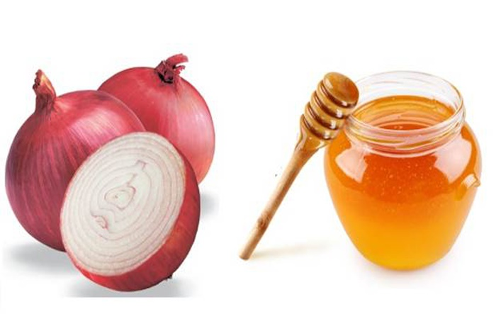 DIY Natural Homemade Onion Juice and Honey Hair Loss