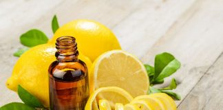 health benefits of Lemon essential oil