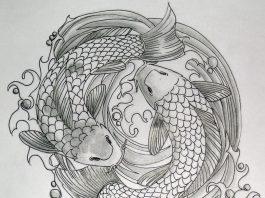 Fishy Tale tattoo