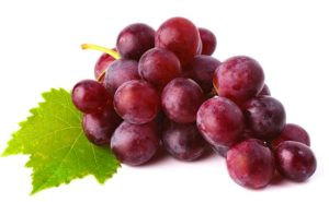 Red Grapes 300x185 - Best 10 Foods that Heal Your Pancreas