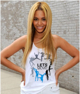1 9 257x300 - Top Five Images of Beyonce without makeup