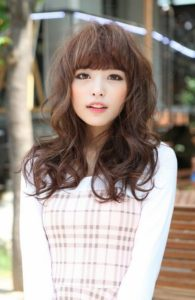 3 6 195x300 - Six varieties of Japanese Hairstyles For You !
